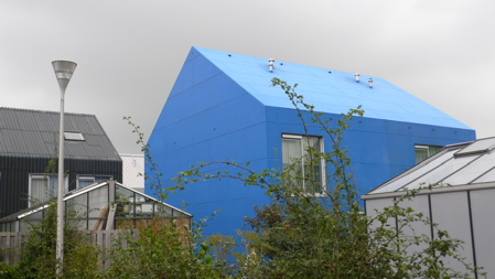 Селището Waterwijk