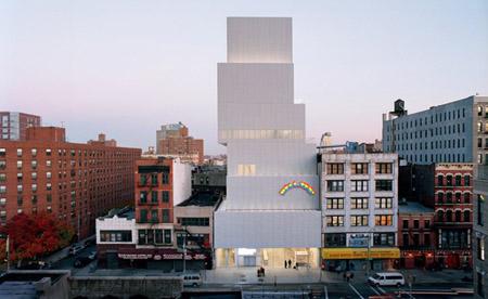 Новият Музей на съвременното изкуство в Ню Йорк