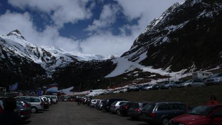 Паркингът на Maso Corto