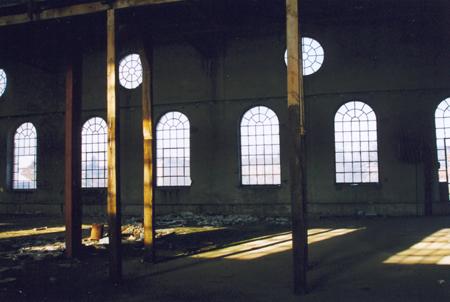 Захарна фабрика отвътре