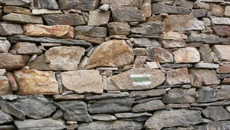 Автентична каменна зидария в село Косово