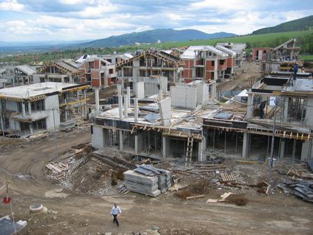 Луксозен комплекс от затворен тип край София