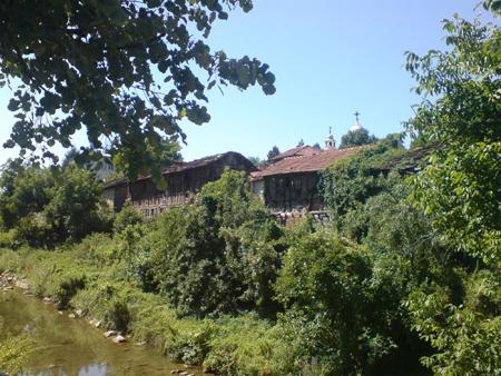 село Дълбок дол, общ изглед