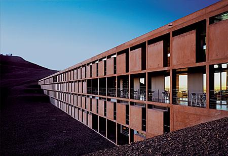 Хотел Eso, Чили