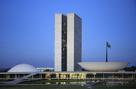Столицата Бразилия
