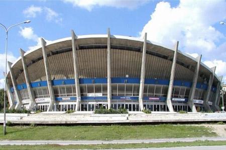 Двореца на спорта, Варна