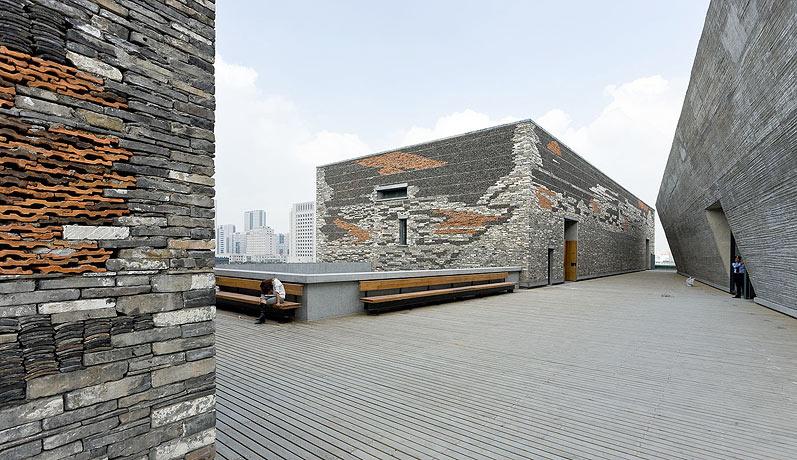Ningbo Historic Museum, China