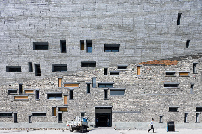stone facades by what association