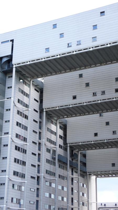 Общежитие с нечовешки мащаб
