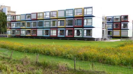 Модулни общежития