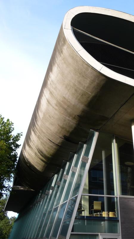 Емблематичният аудиториум на Rem Koolhaas