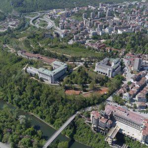 Конкурс за Нов градски център на Велико Търново