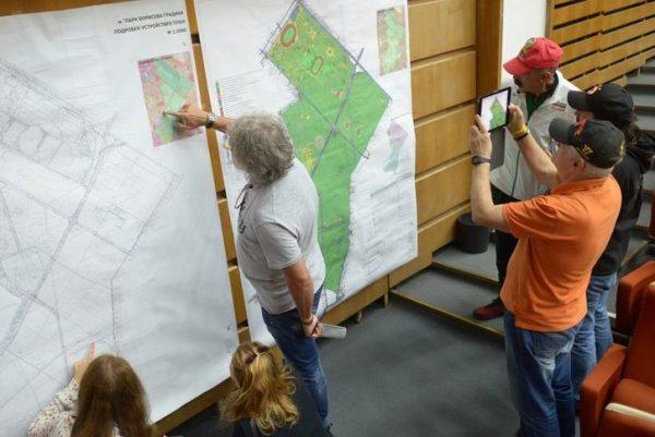 Общината обсъжда устройствени планове